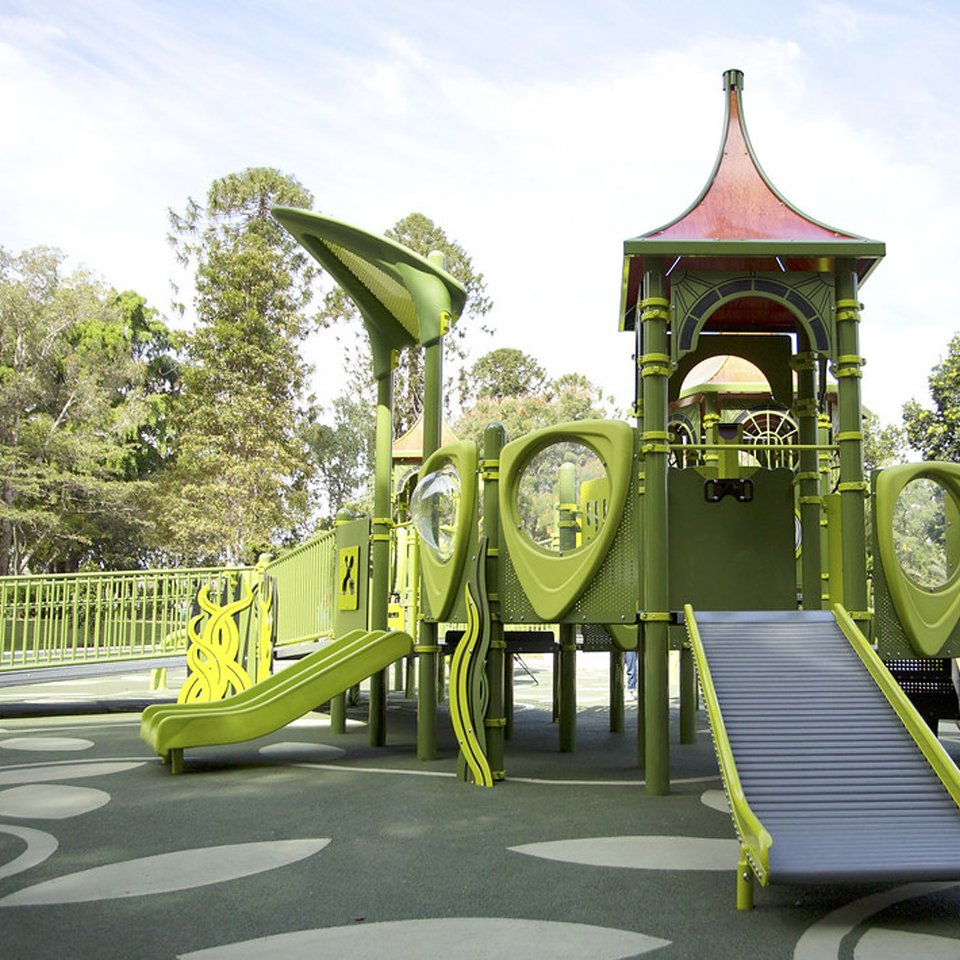 Accessible Play Areas